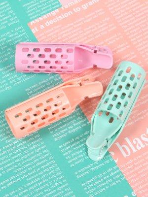 【A00210】瀏海專用髮捲-粉色