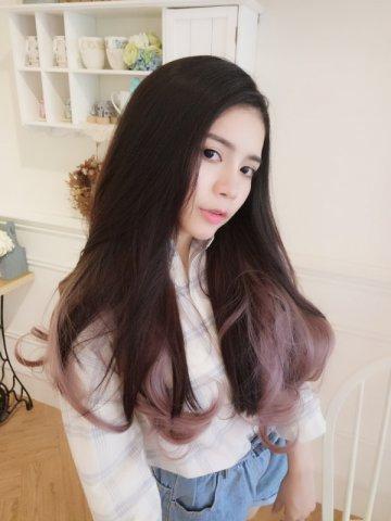 【PU0369】(隱形補髮片) 大波浪長捲髮