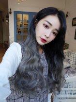 【PU0669】(U型隱形補髮片)中捲長捲髮